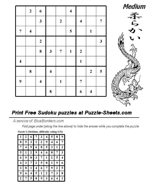 It is a picture of Obsessed Daily Sudoku Printable